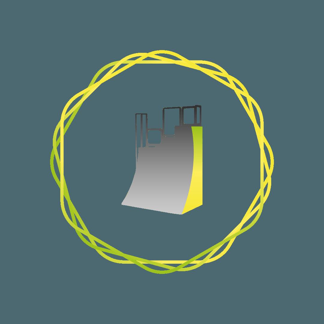 De Obstacles - Warped Wall