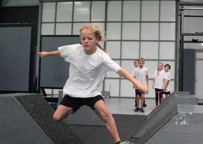 ninja warrior jeugd