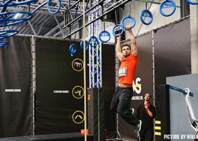 The ninja skillz challenge